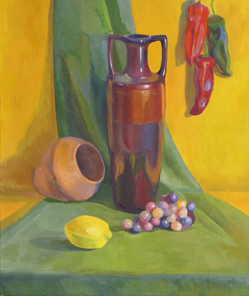 предметы живописи: